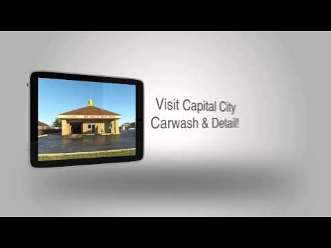Visit Capital City Carwash & Detail Today!