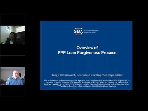 Condonación Préstamo PPP con First Bank