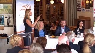 170828 Debatt 'Norsk arbeidsliv – trygt eller truet?'