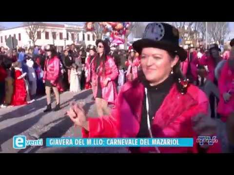 EVENTI - Giavera del Montello: Carnevale del Mazariol
