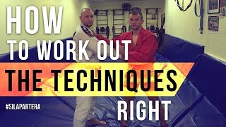 Rule of new techniques. How to learn new moves in sambo, judo and other grappling sports