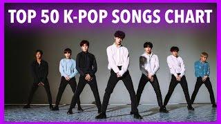 [TOP 50] K-POP SONGS CHART • MARCH 2017 (WEEK 4)