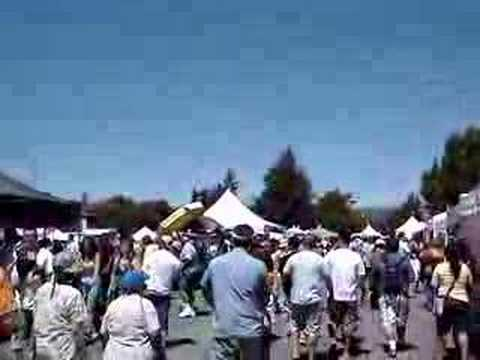 Fremont Art and Wine Festival 2007