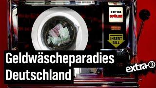 Warum Deutschland ein Geldwäscheparadies ist