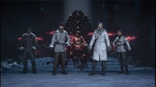 "Cinemática Final de ""Frozen Down"" |Call Of Duty: WWII Zombies"