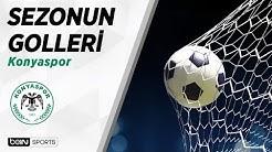 Süper Lig'de 2018-19 Sezonu Golleri | Konyaspor
