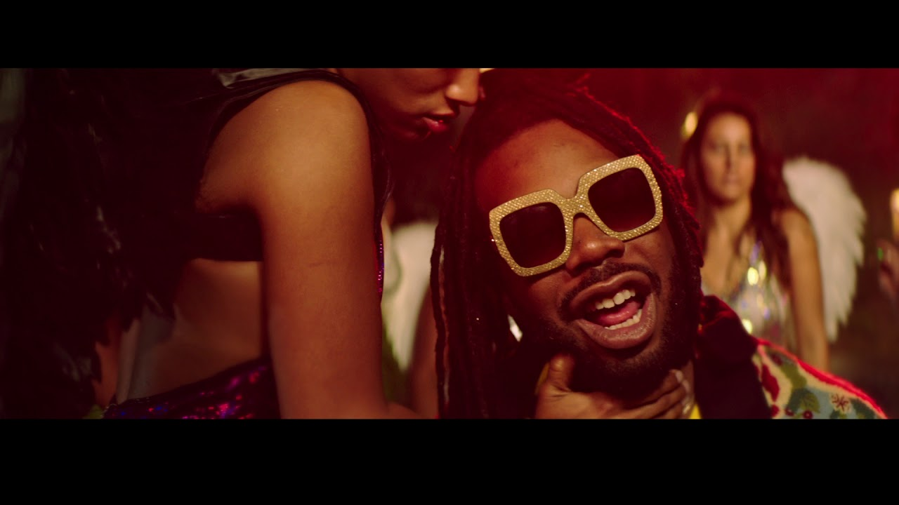 DRAM ft. Trippie Redd - ILL NANA  (OFFICIAL VIDEO)