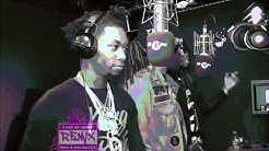 Migos~Fire In The Booth Freestyle Chopped n Screwed DJ Kaptain Kurt
