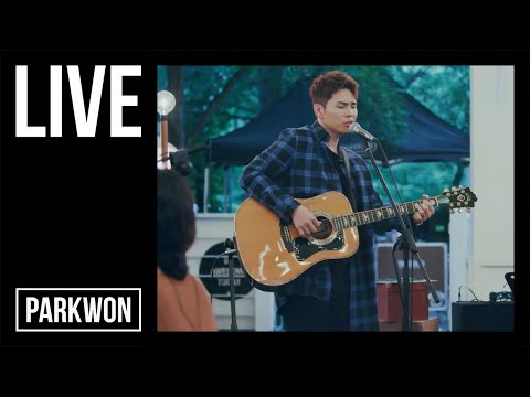 "[LIVE] 박원 (Park Won) Live Clip - Part.3 ""나를 좋아하지 않는 그대에게"""
