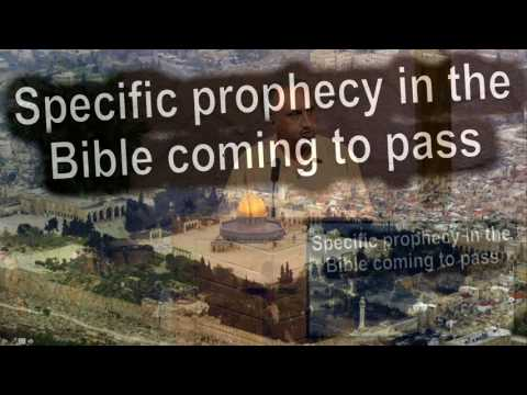Mid-East Prophecy Update – July 23rd, 2017