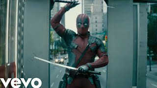 Deadpool 2 - Monster - Skillet (Official Music Video)