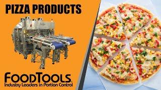 Pizza Cutting Machines - Lasagna & Frozen Entree Product Slicing - FoodTools