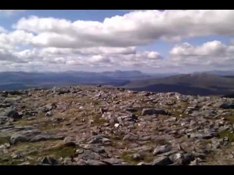 Summit 360 from Sròn Coire na h-Iolaire