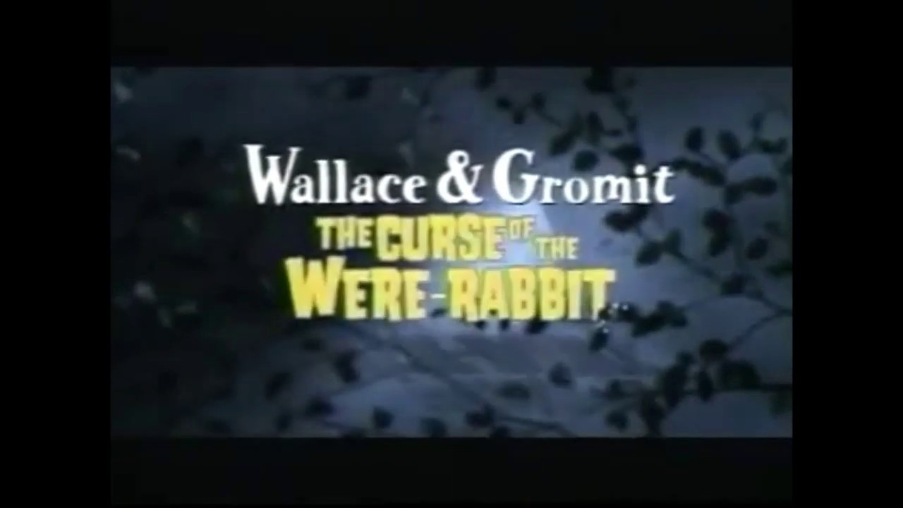 Wallace Gromit The Curse Of The Were Rabbit Tv Spot 2005 Youtube