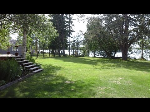 Longlac ON - Waterfront House for Sale