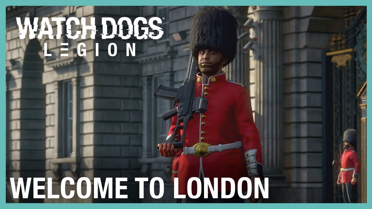 Watch Dogs Legion: Welcome to London Trailer | Powered by Nvidia GeForce RTX | Ubisoft