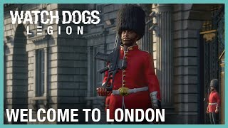Watch Dogs Legion: Welcome to London Trailer | Powered by Nvidia GeForce RTX | Ubisoft [NA]