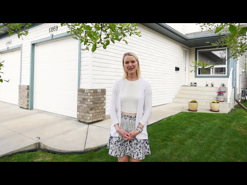 Edmonton Home For Sale | Hudson Duplex | $319,900