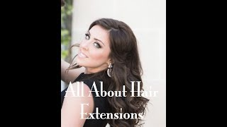 All About Extensions & Hot Heads Tape-In Review Thumbnail