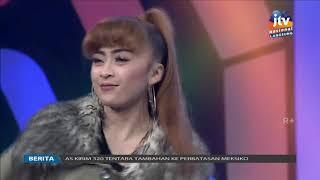 Pamer Bojo Adelia Sanca Om New Primadona Stasiun Dangdut Rek