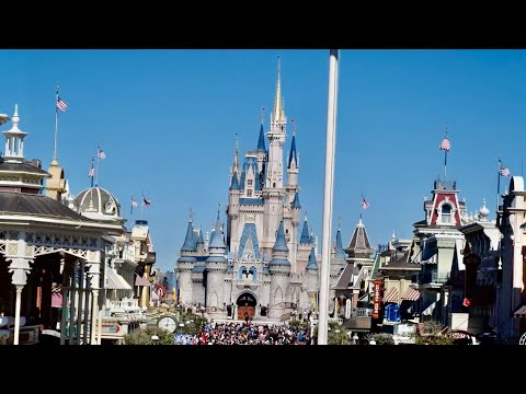 Magic Kingdom 2020 4K Tour and Overview DETAILED at Walt Disney World Orlando Florida