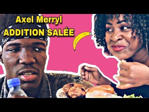 "Axel Merryl "" ADDITION SALÉE "" CLIP OFFICIEL - Afro Vine 3 [ PARODY NISKA Salee ]"