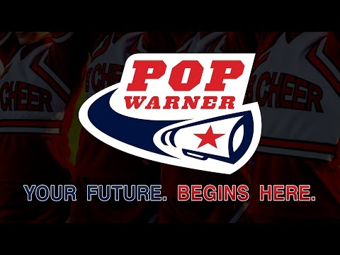 2016 Pop Warner Cheer & Dance Promo