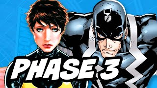 Agents Of SHIELD Season 3 Episode 2 and Marvel Phase 3 Movies