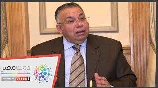 السيد الشريف: البرلمان حريص على شرح تطورات الأحداث فى مصر