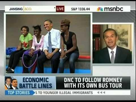 Mayor Villaraigosa reacts to President Obama's immigration announcement on MSNBC