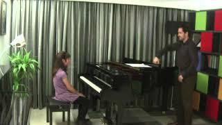 """Classe magistral Lluís Rodríguez Salvà / Chopin vals op. 64 núm. 1  """"Minute Waltz"""""""