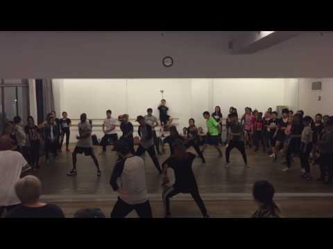 Monster / Exo (Kpop Dance Classes by I LOVE DANCE)
