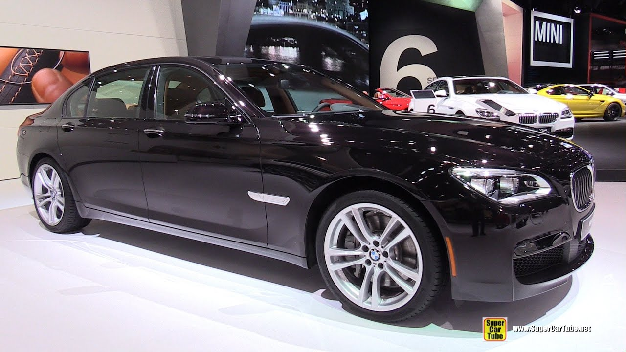 2015 BMW 7 Series 750Li XDrive
