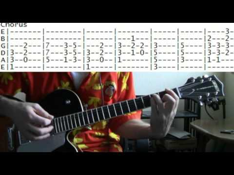 Queen We Are The Champions Guitar Lesson Chords and Tab