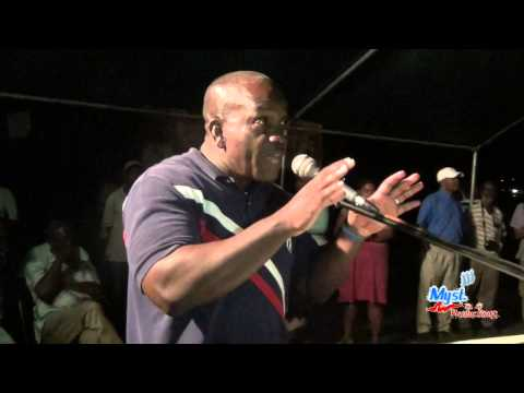 Campaign: Lennox Linton in Portsmouth 2013 - Dominica @BrBpTV