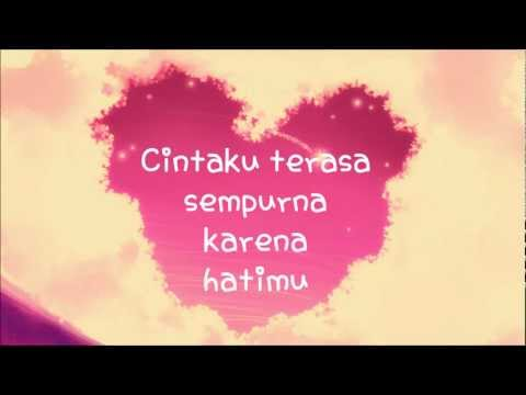Vanessa Angel ft Nicky Tirta - Indah Cintaku (Lirik)