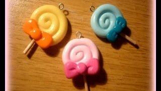 Tutorial lollipop con fiocco - Lollipop with bow tutorial