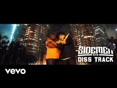 Jallow ft Big Shaq - Sidemens Sideman (Diss Track) Official video