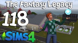 The Sims 4 Legacy Challenge #118 (Stream VOD) - Nifty Knitting and New Kiddos