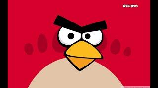 Angry Birds Ringtone (Red Bird SMS)