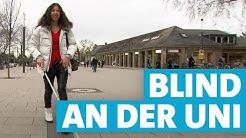 Blind an der Uni – Studieren mit Behinderung   SWR Heimat   Menschen in Rheinland-Pfalz