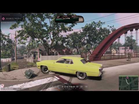 Mafia III playthrough pt9 - AWESOME Animations and Racket Boss Hunting