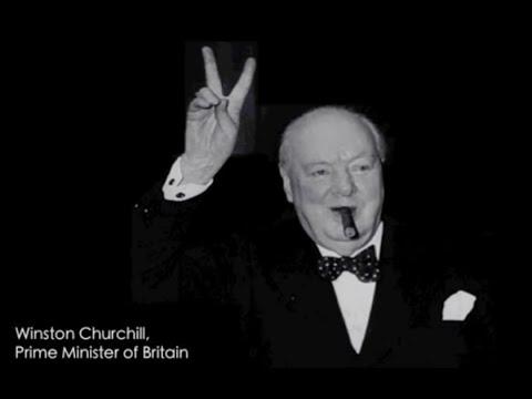 History Is Written By The Victor, Winston Leonard Spencer-Churchill