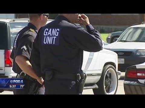 Gang problems in Dallas