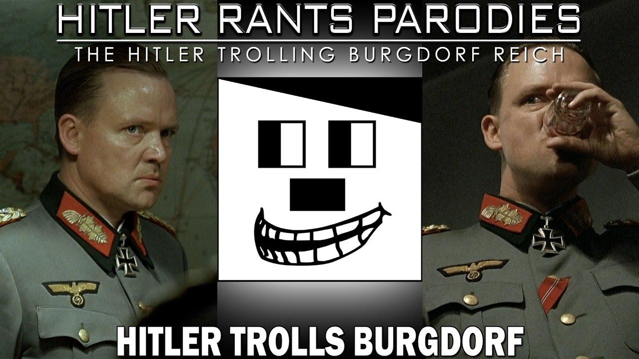 Hitler trolls Burgdorf