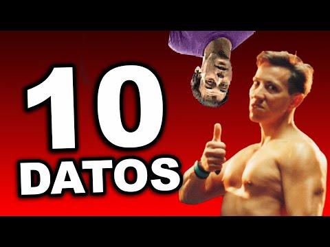 10 CURIOSIDADES Que NO Sabias ► MORTAL KOMBAT thumbnail