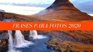 FRASES PARA TUS FOTOS DE PERFIL EN  FACEBOOK 2020  📷 | FRASES CORTAS Y ACTUALES