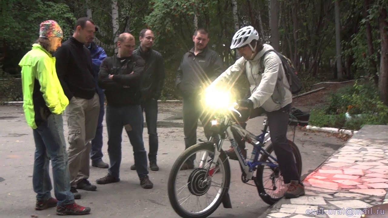 Электровелосипед Электросамокат Моноколесо Гироскутер Сигвей - YouTube