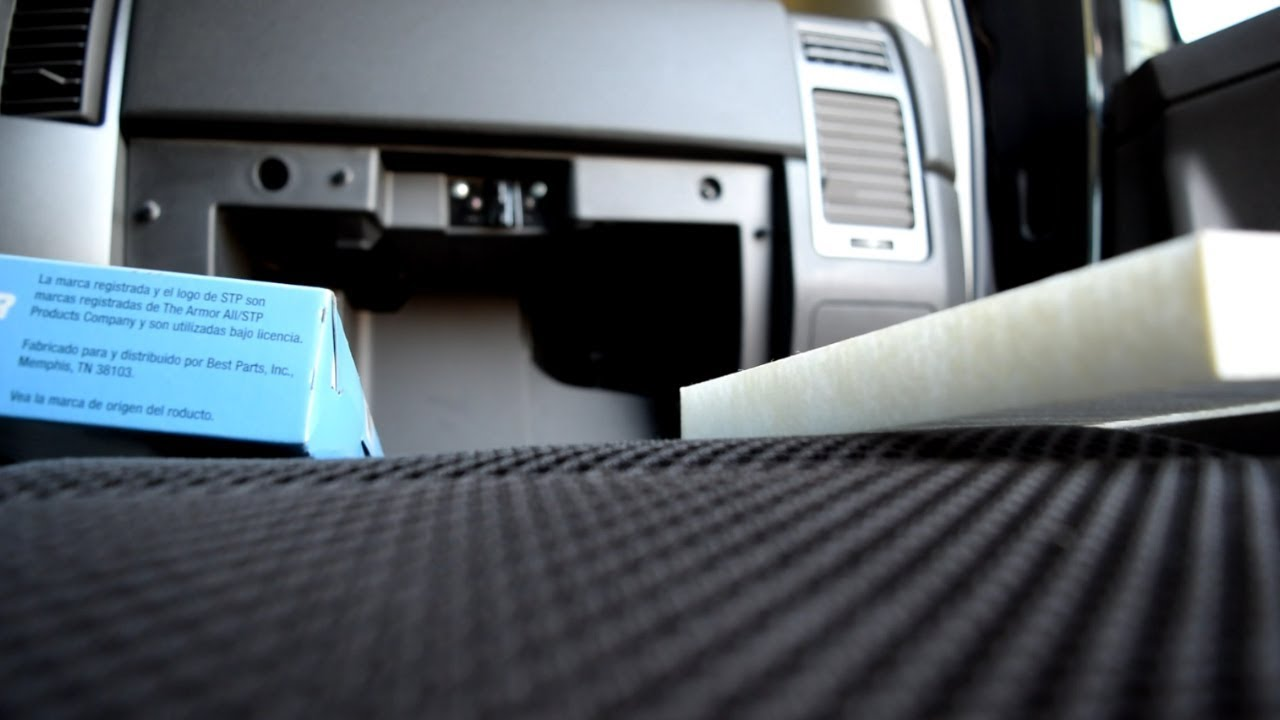 Nissan Armada Qx56 Frontier Titan Cabin Air Filter