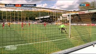 VFC Plauen 2:1 FSV Optik Rathenow (Regionalliga Nordost 2012/2013)